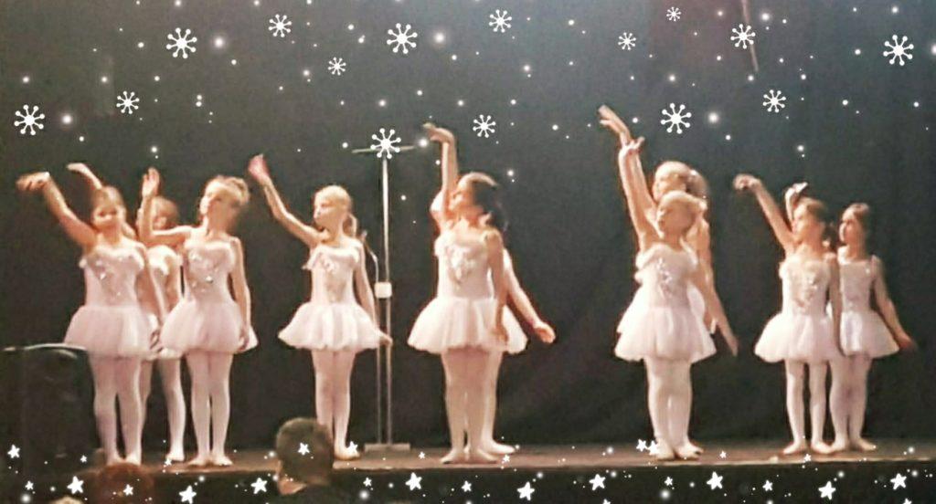 Balettgruppe